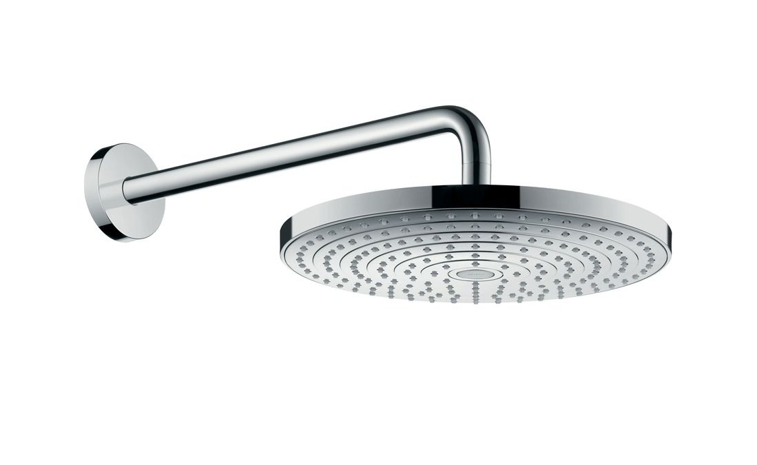 Image result for hansgrohe raindance fixed overhead shower
