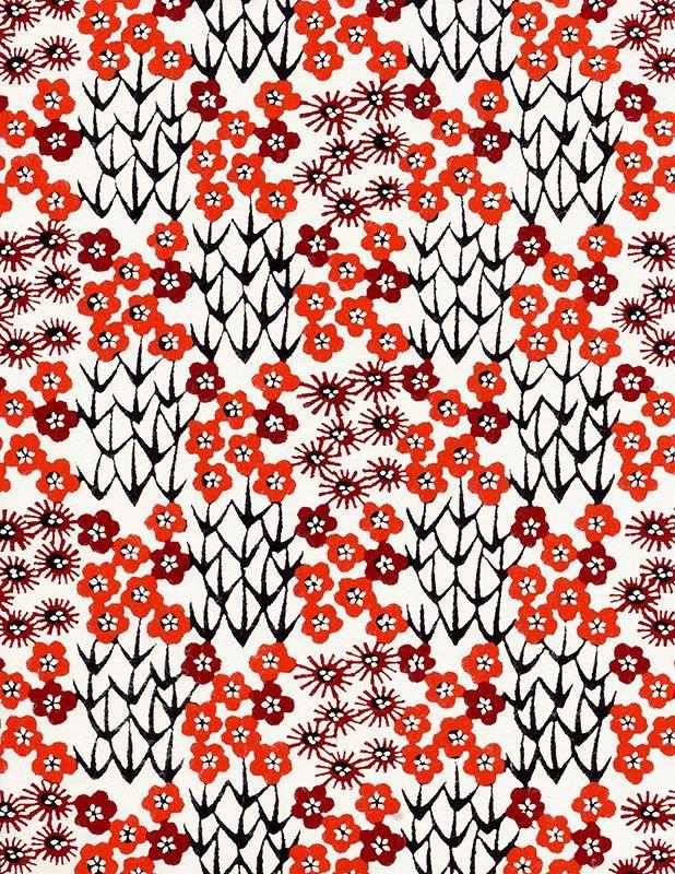 pingl par c lia jcmz sur tissus pinterest motifs motif japonais et papier peint. Black Bedroom Furniture Sets. Home Design Ideas