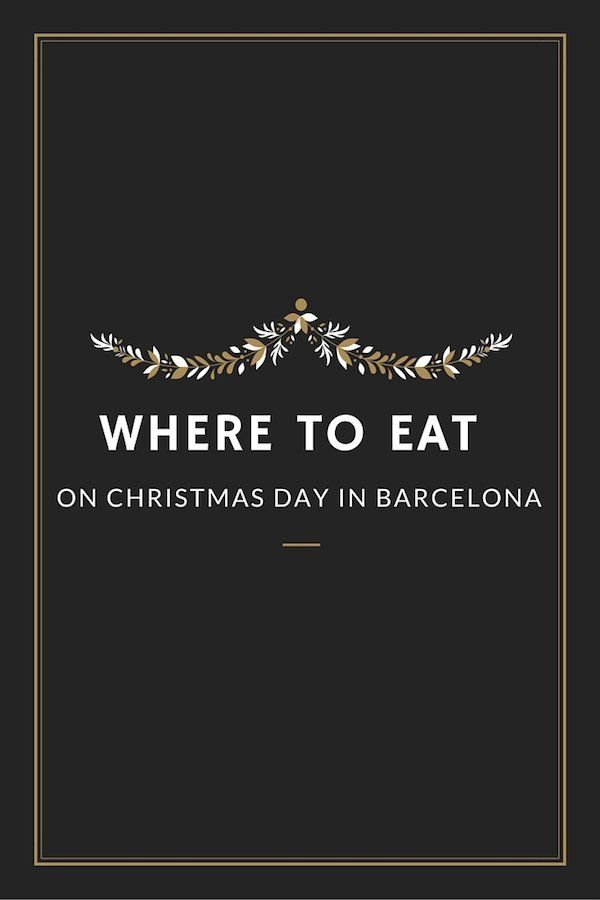 Places To Eat On Christmas.Beautiful Restaurants For The Perfect Christmas Eve Or