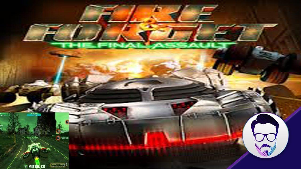 تحميل لعبة السيارات الحربية المقاتلة Fire And Forget للكمبيوتر رابط واحد Poster