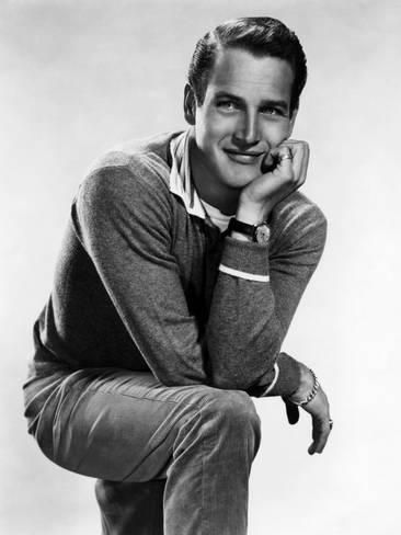 Paul Newman Joanne Woodward Hollywood American Actor Poster Film Star Photo
