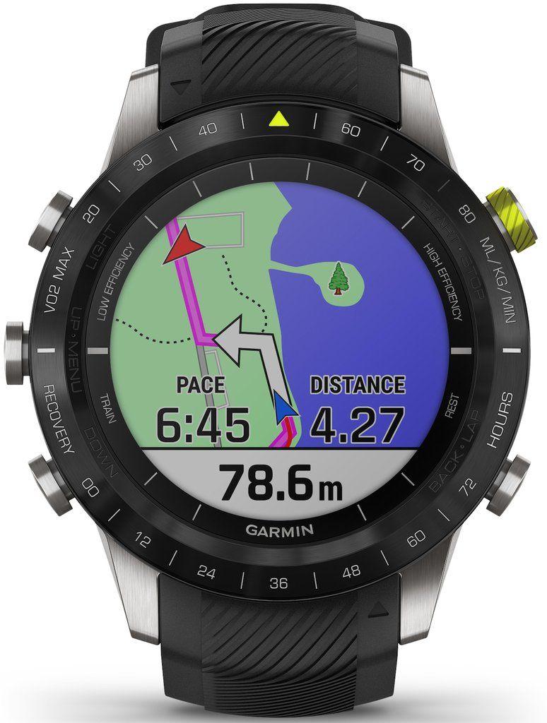 Garmin MARQ Watch Athlete GPS Smartwatch basel19