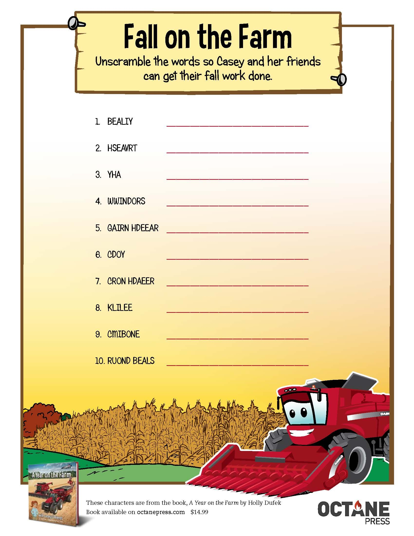 For Some Fall Fun Check Out This Printable Download Word