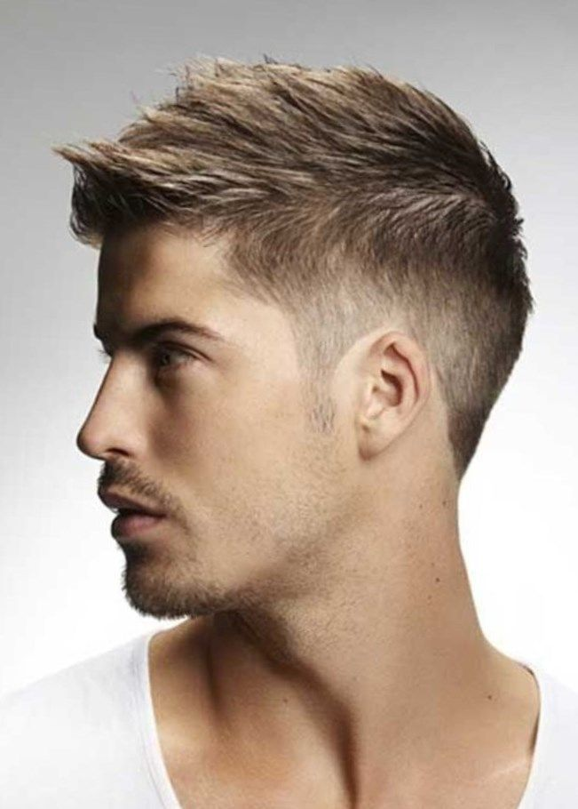 Coupe Homme Court Coiffure Ado Garcon Highfly