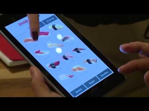 Shabu Shabu sushi en grill restaurants werken met tablet menukaarten in samen werking met tabletmenukaart.nl