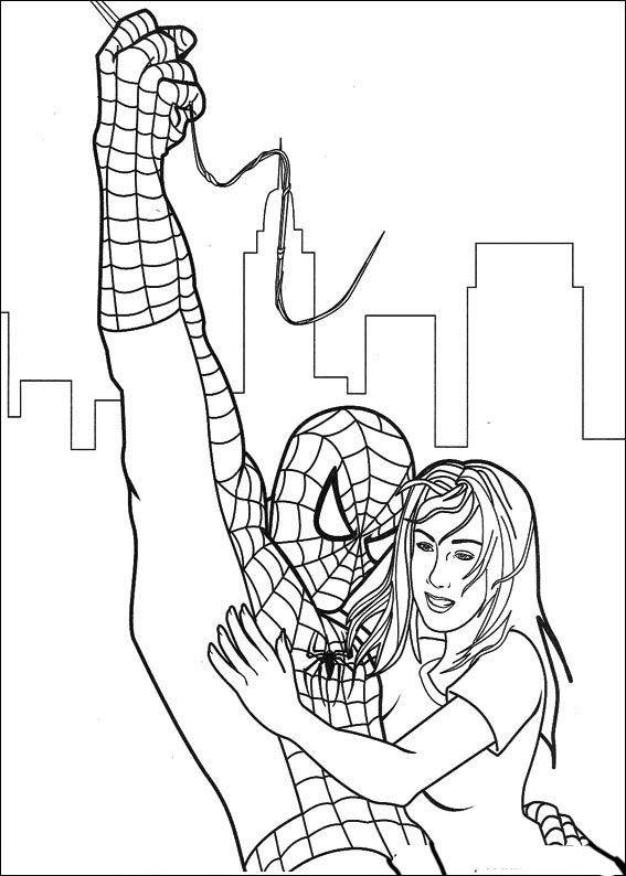 Spiderman Malarbilder 55 Spiderman Coloring Avengers Coloring Pages Superhero Coloring