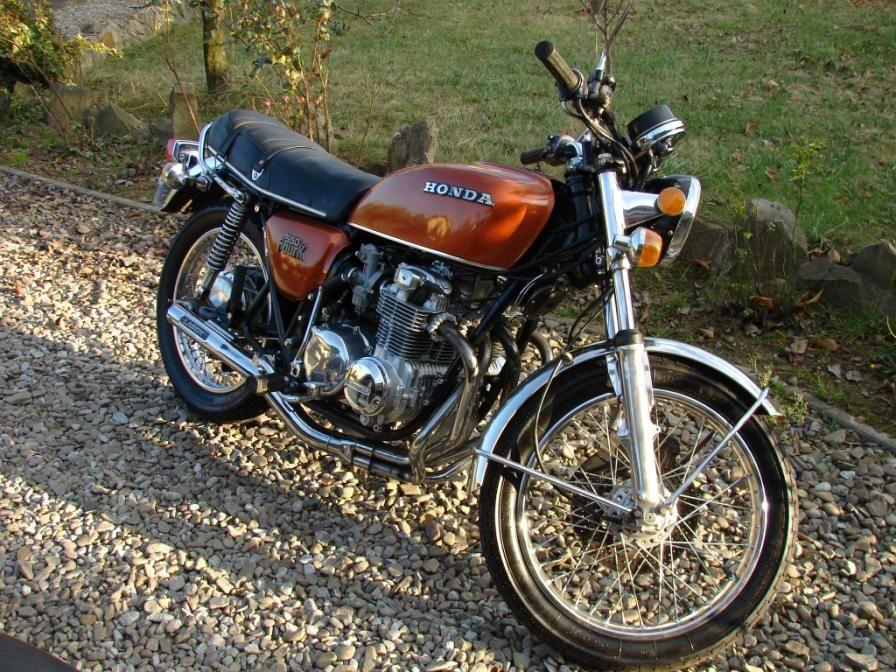 Honda Cb 550 Four K3 1978r 3500892027 Oficjalne Archiwum Allegro