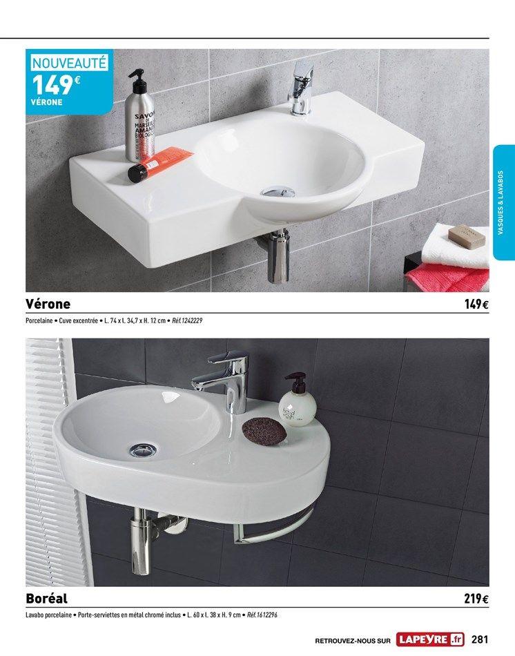 Catalogue et promotions de Lapeyre WC du bas Pinterest