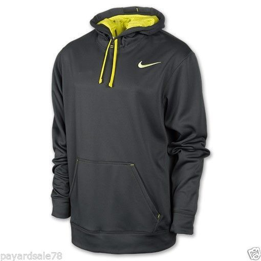 Knockout 2 Men's Volt 0 Nike Ko Hoodie Training Gray 2xl Size strCdQxh