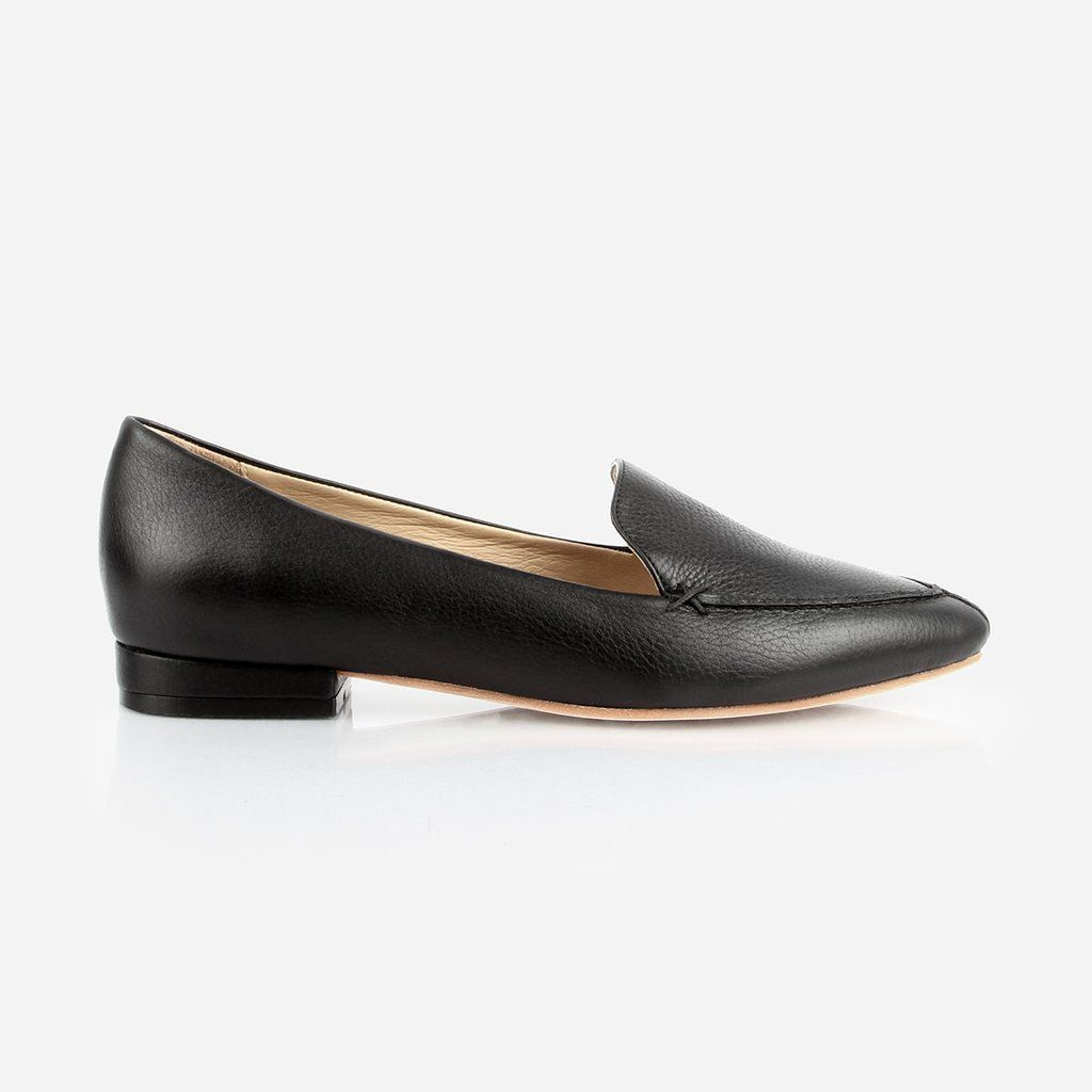 81718159789 The Classic Loafer Black Pebble in 2019 | Noelle | Black pebbles ...
