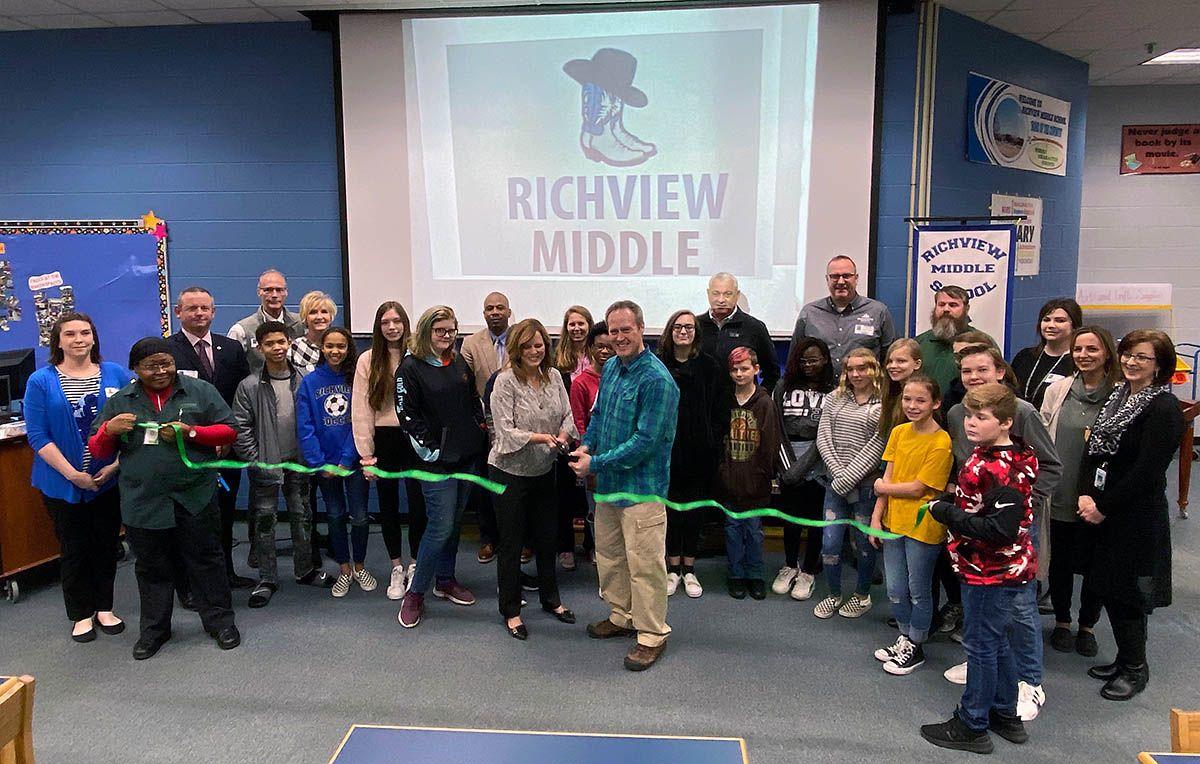 Richview Middle School ClarksvilleMontgomery