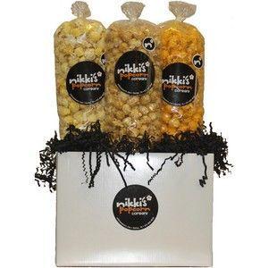 Nikki's Popcorn 3 Pack