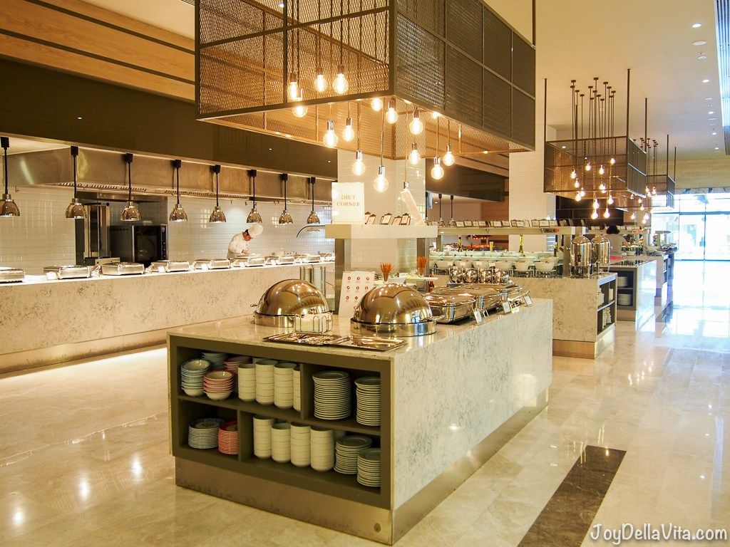 Breakfast Buffet at Barut Cennet  Acanthus Hotel in Side