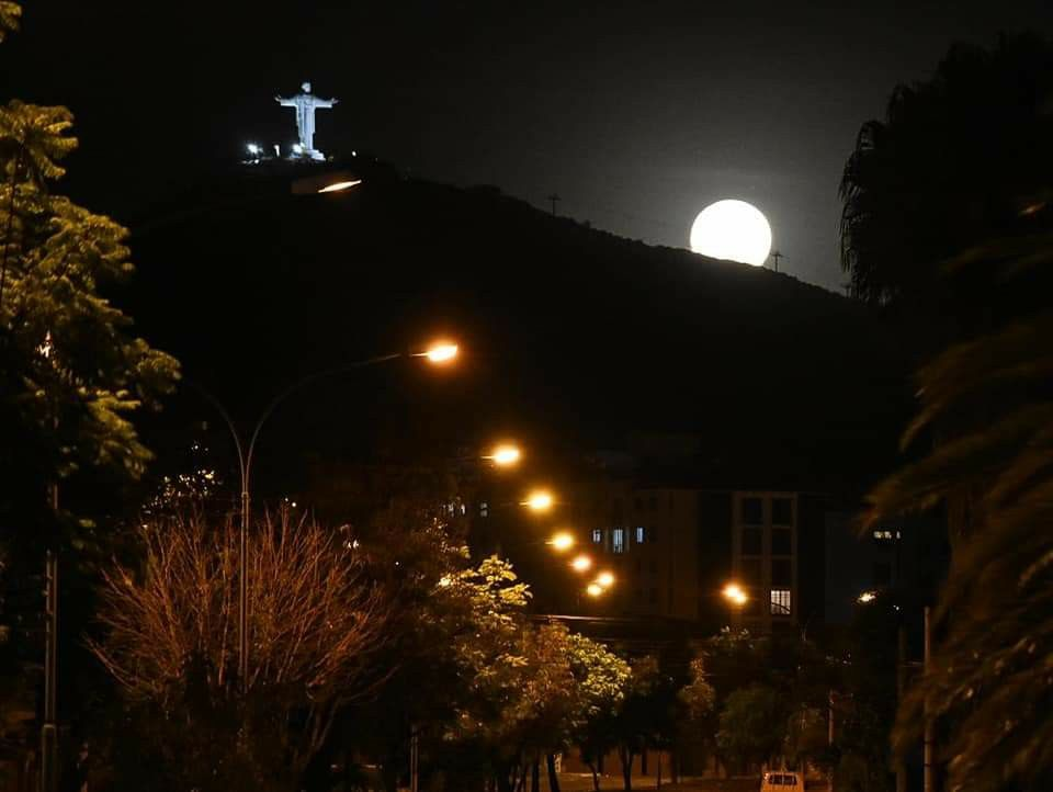 Cochabamba Celestial Outdoor Celestial Bodies