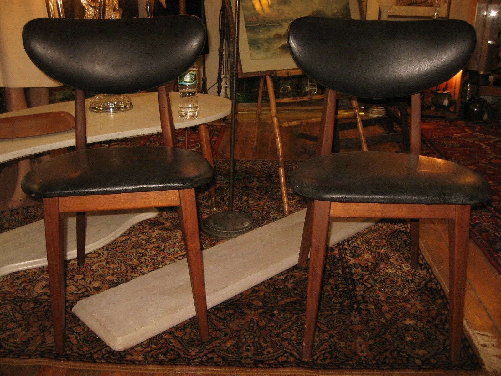 Foster Mcdavid Chairs Side Chairs Dining Mid Century Danish