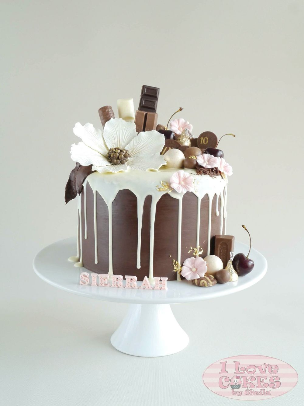 Pin by Phil Fahy on Creative Pinterest Cake Drip cakes and