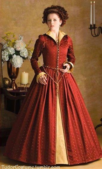tudor costume historical couture pinterest. Black Bedroom Furniture Sets. Home Design Ideas