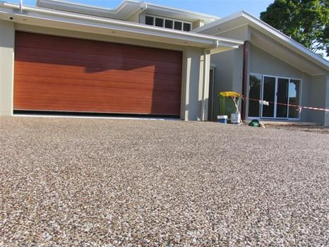 Types Of Concrete Driveway Finishes Concrete Driveways Types Of