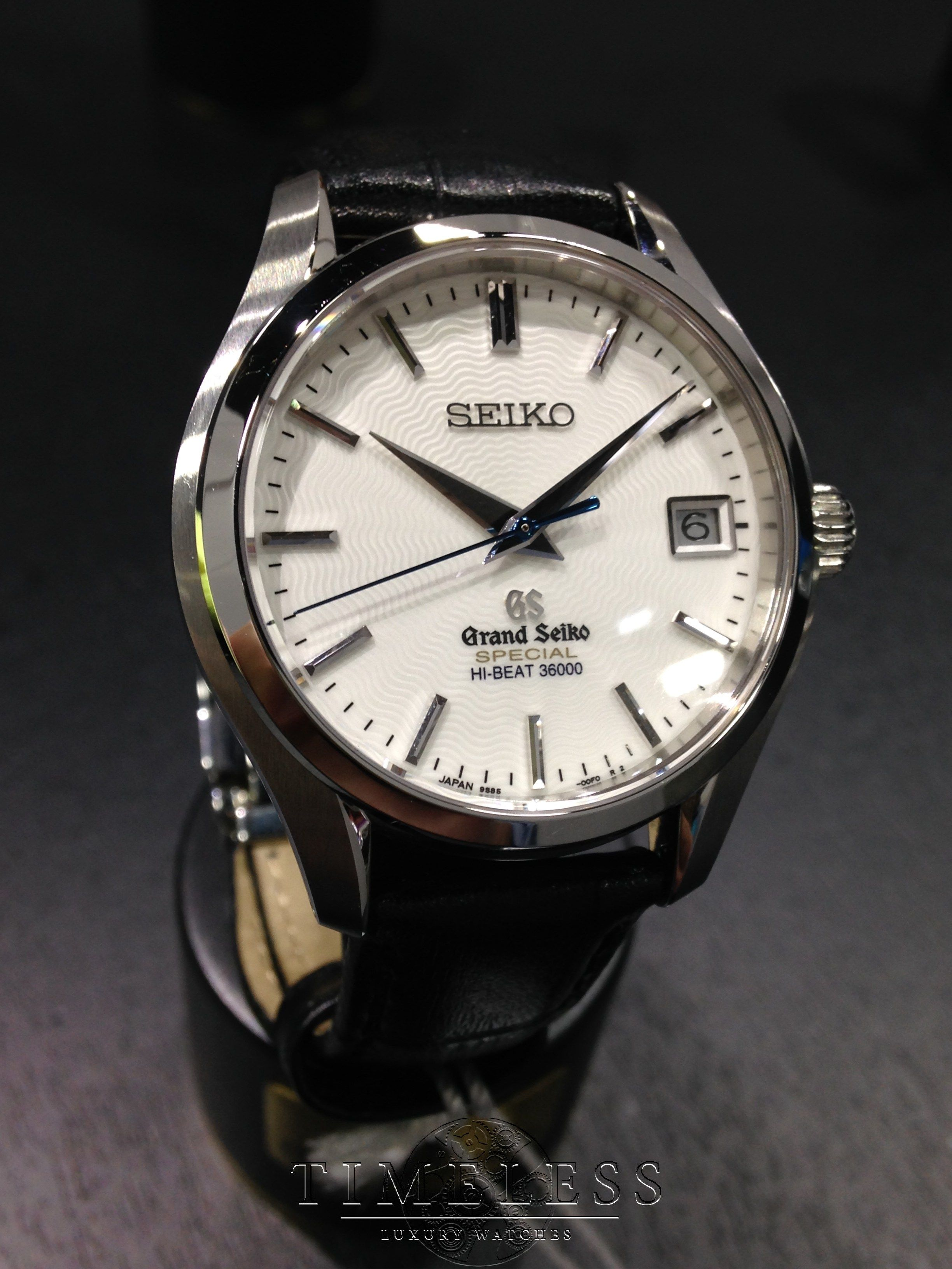 watches en seiko review grand price