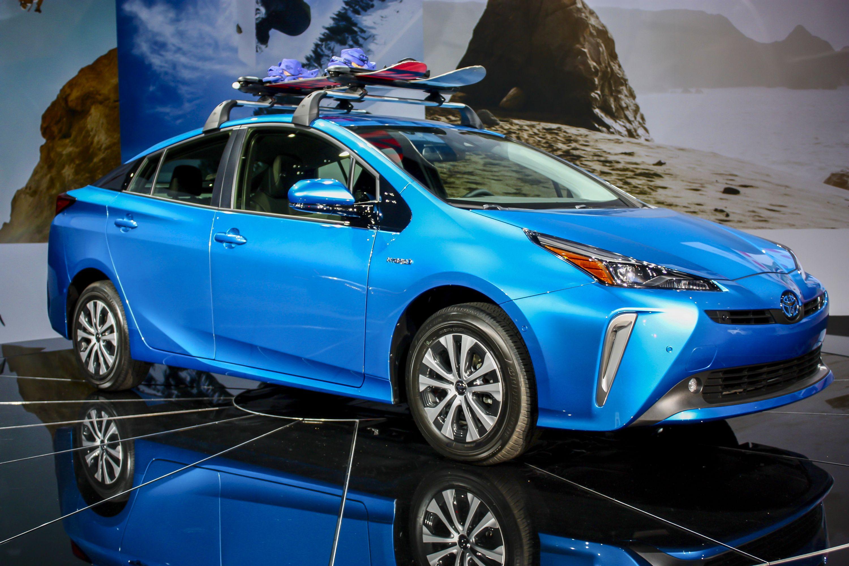 2019 Toyota Prius Toyota Prius Toyota Toyota Cars