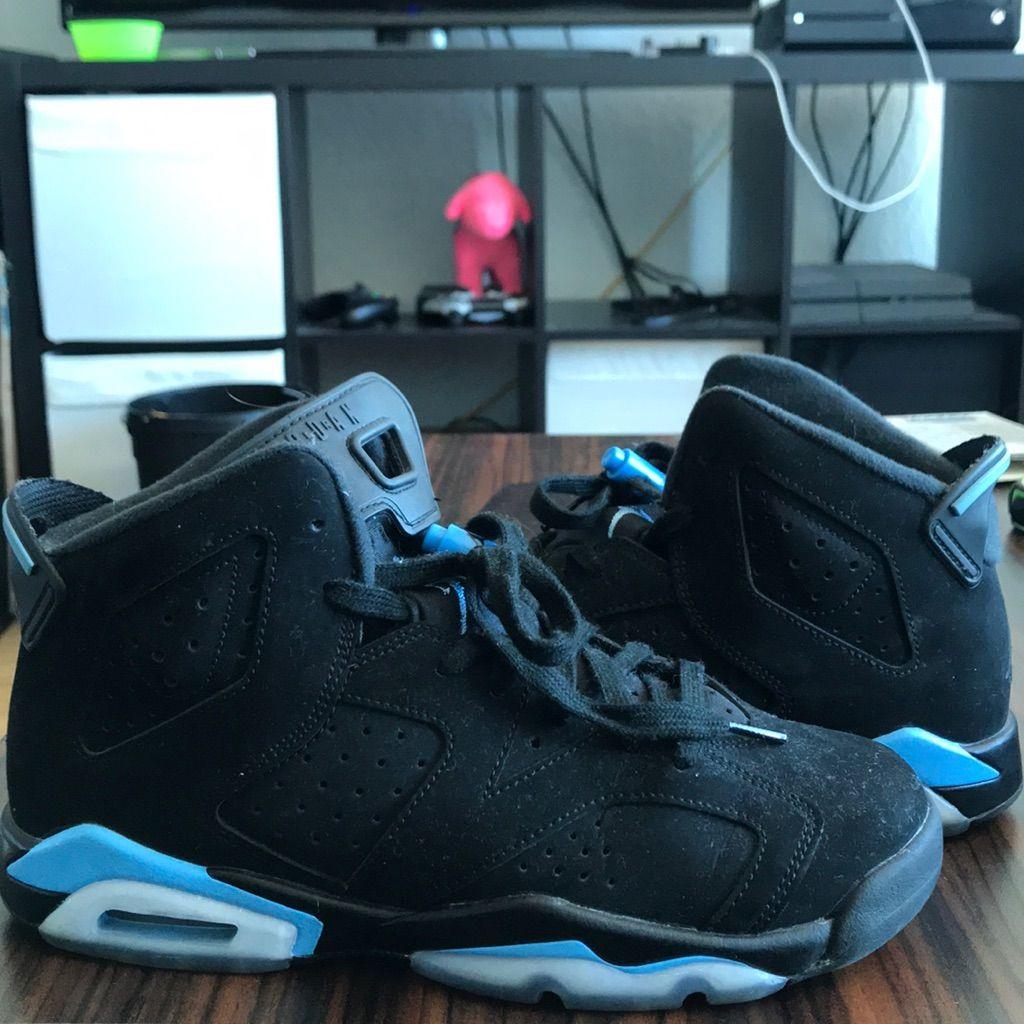 promo code e5a27 5c28d Jordan Shoes | Air Jordans Unc 6s Size 6.5 Youth- 7 Womens ...