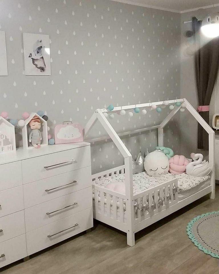Kinderbetten Hausbett BIANCO ein Designerstück von