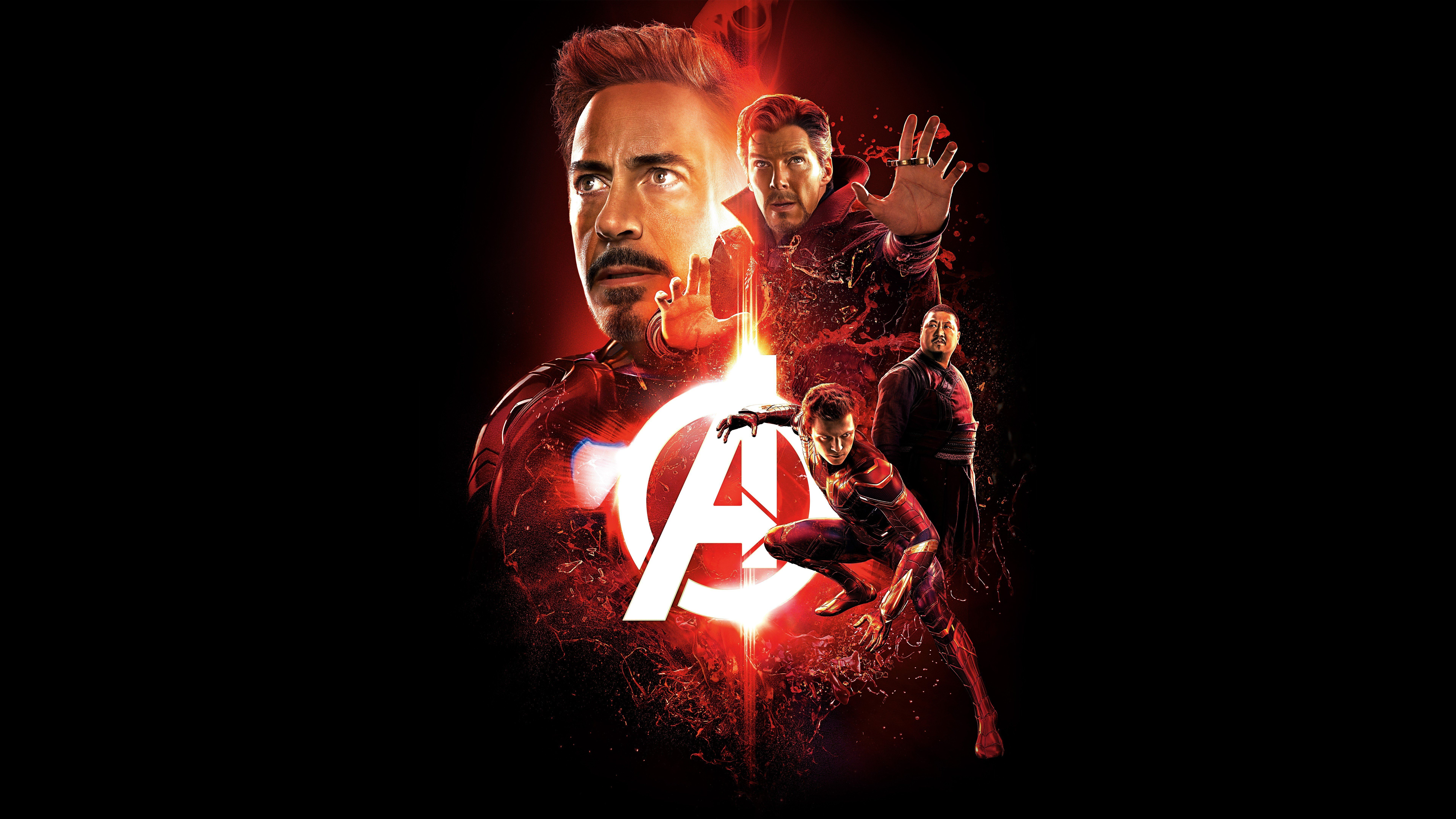 Team Titan 4k Wallpaper Iron Man Hd Wallpaper Iron Man Wallpaper Avengers Wallpaper