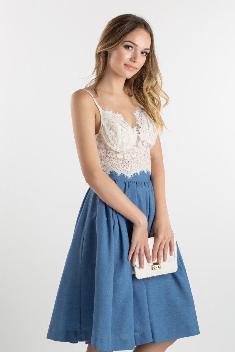 0ac1ec1c2b1e5e White Lace Bralette