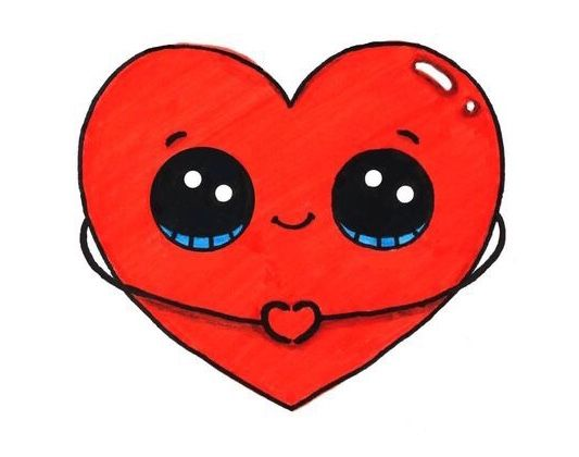 I Heart You 365 Dessins Kawaii Dessin Kawaii Princesse Dessin Kawaii