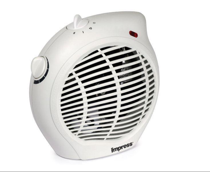 Heating Cooling Fan Portable 1500 Watt 3 Speed Air Cooler Heater