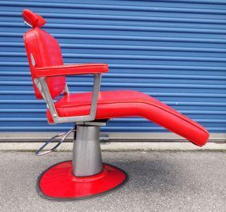 Vintage Hydraulic Dental Chair Belvedere Tattoo Piercing Beautiful Chair Vintage Chairs Tattoo Chair