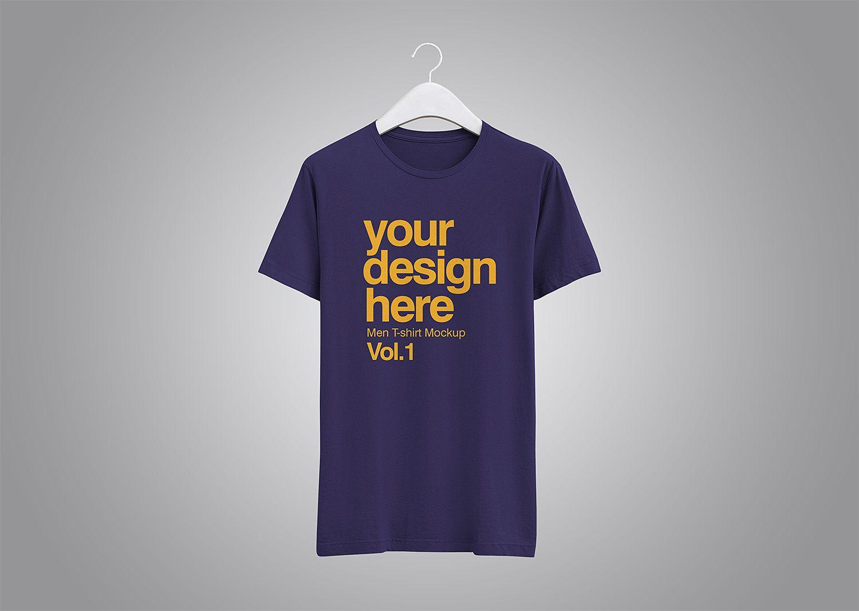 Download Realistic T Shirt Free Mockup Free Mockup Shirt Mockup Free Shirts Tshirt Mockup