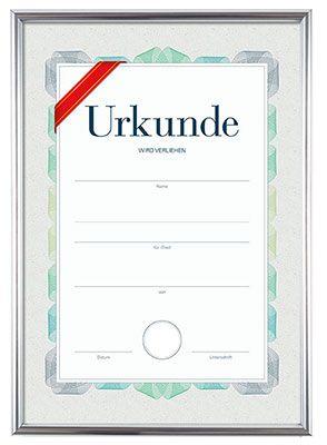 Bilderrahmen Fur Urkunden Urkunde Diplom Rahmen Bilderrahmen