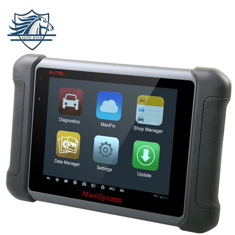 LAUNCH Distributor] Original Wireless AUTEL MaxiSYS MS906BT