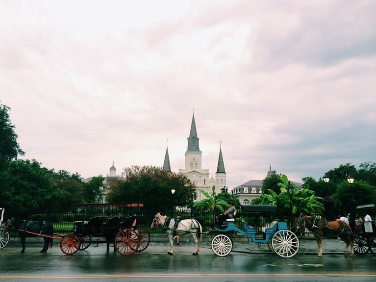 French Quarter, New Orleans | ouiwegirl | VSCO Grid