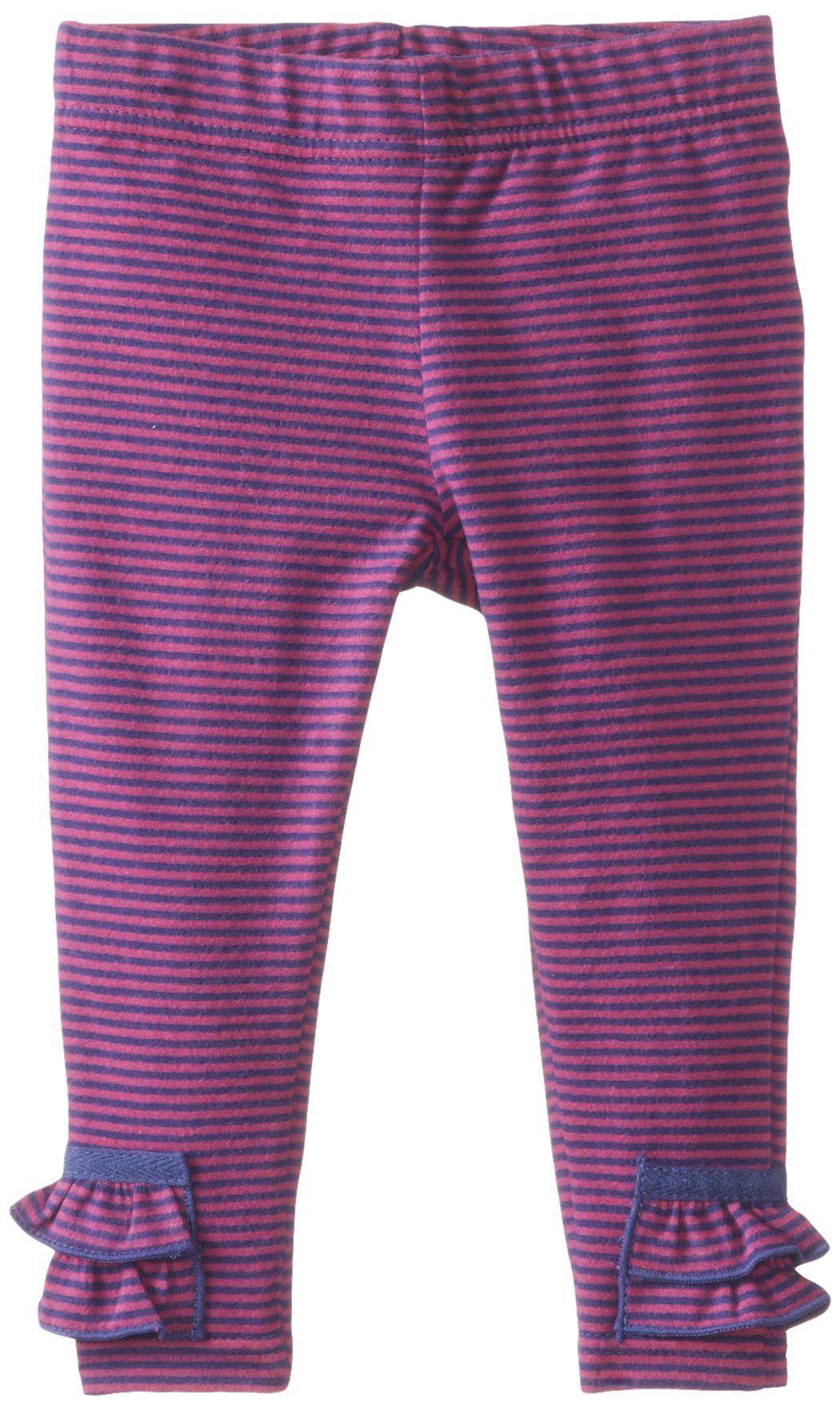 Amazon Com Pumpkin Patch Little Girls Stripe Legging Clothing Kids Outfits Girls Sportswear Kids Fashion Girl
