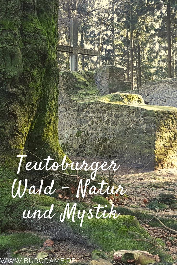 Wandern im Teutoburger Wald - Wanderwege in Ostwestfalen