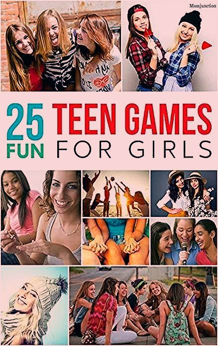 65 Trendy Party Games For Teenagers Birthdays Scavenger Hunts