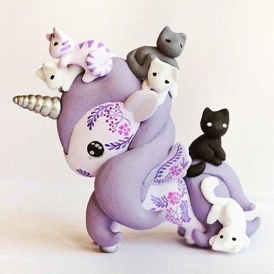 Reserved tokidoki unicorno art toy - kittens