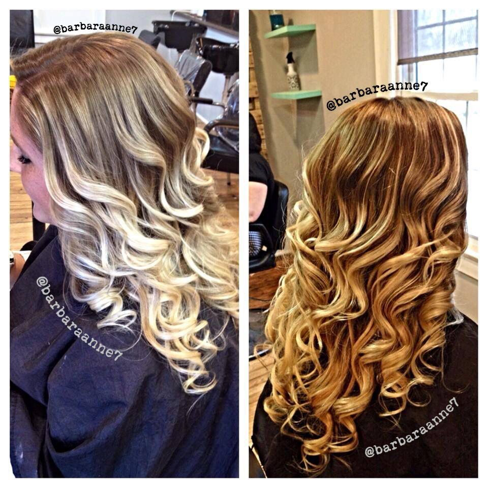 Another beautiful set of dreamcatchers hair extensions at splash balayage ombr blonde kenra color dreamcatcher hair extensions long hair layers pmusecretfo Images