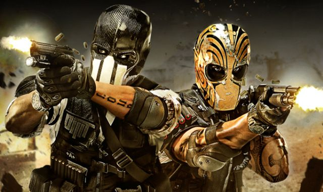 Masks Army Of 2 Army Of Two Army Cartel