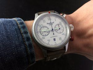 Hanhart Pioneer TwinControl: Hands-On Review — 60Clicks