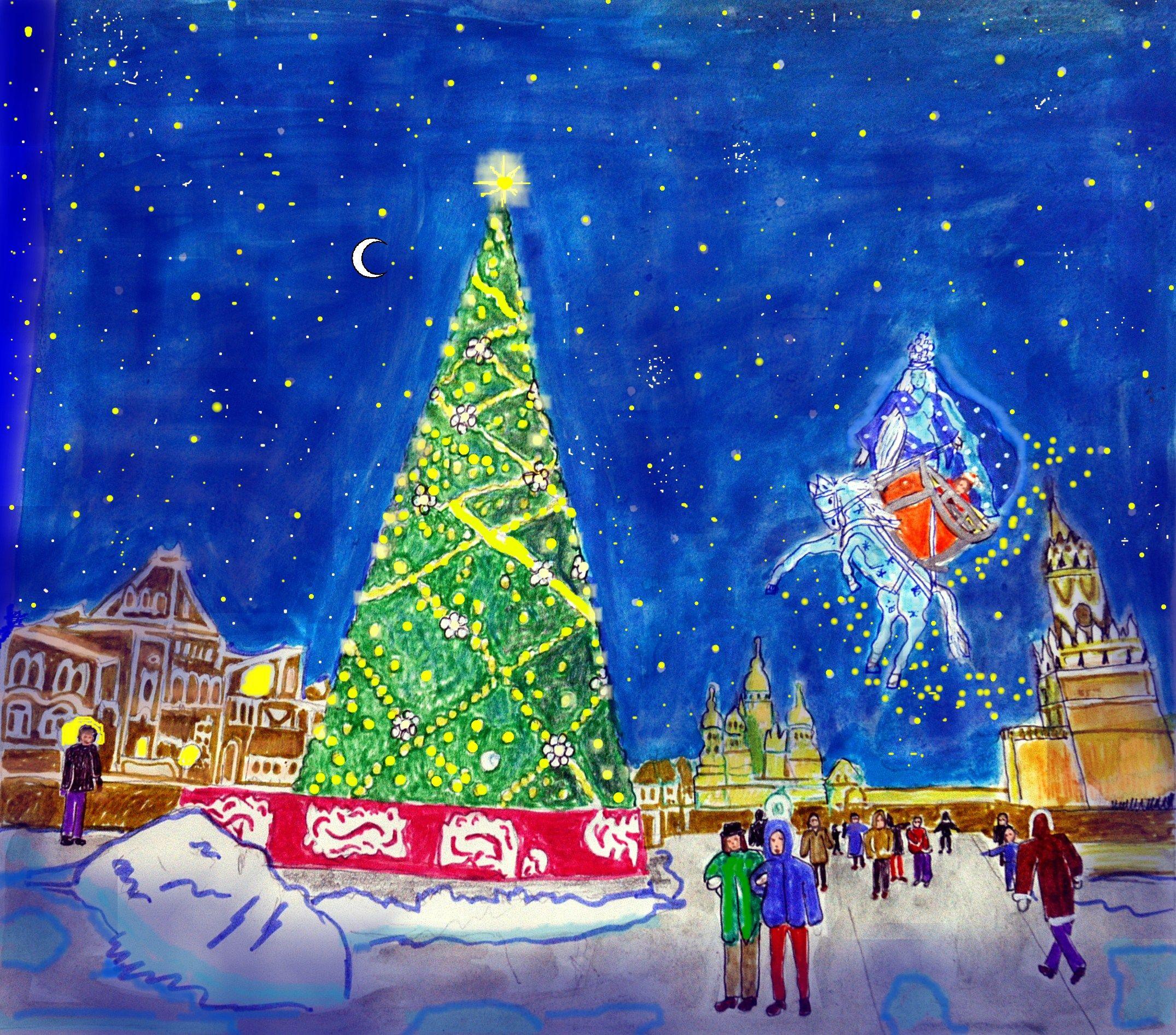 russland weihnachten