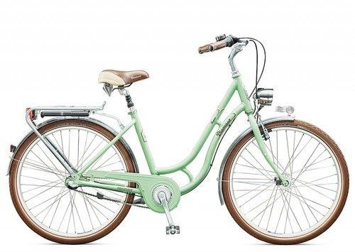 Diamant Topas Retro City Bike Trekking Allround Fahrrad 2013