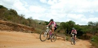 Interview about the Kenya Classic, a 400 km cycling adventure