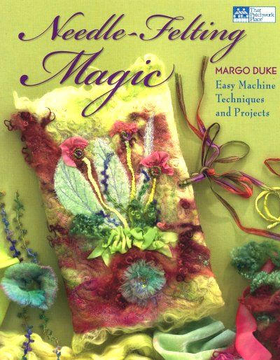 Needle-felting magic