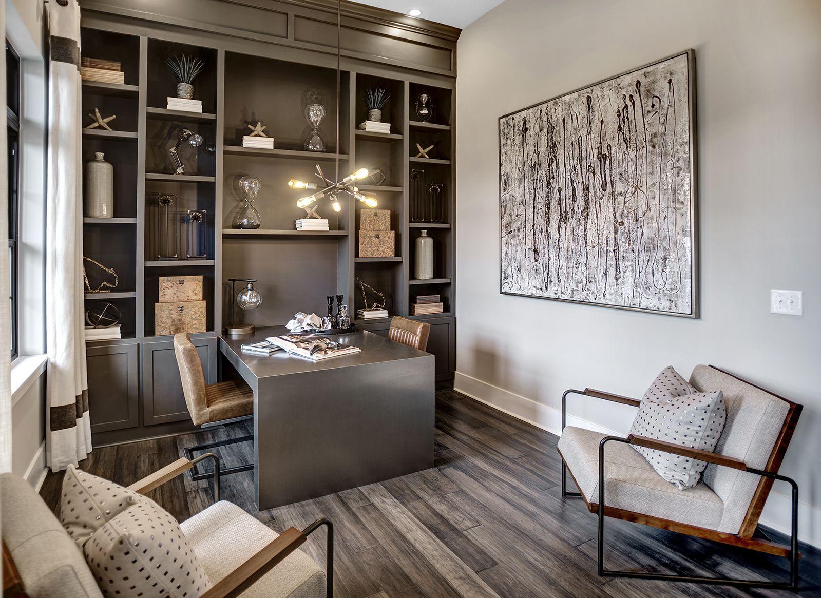 Flex Room   Charleston Earnhardt   Home office design ...