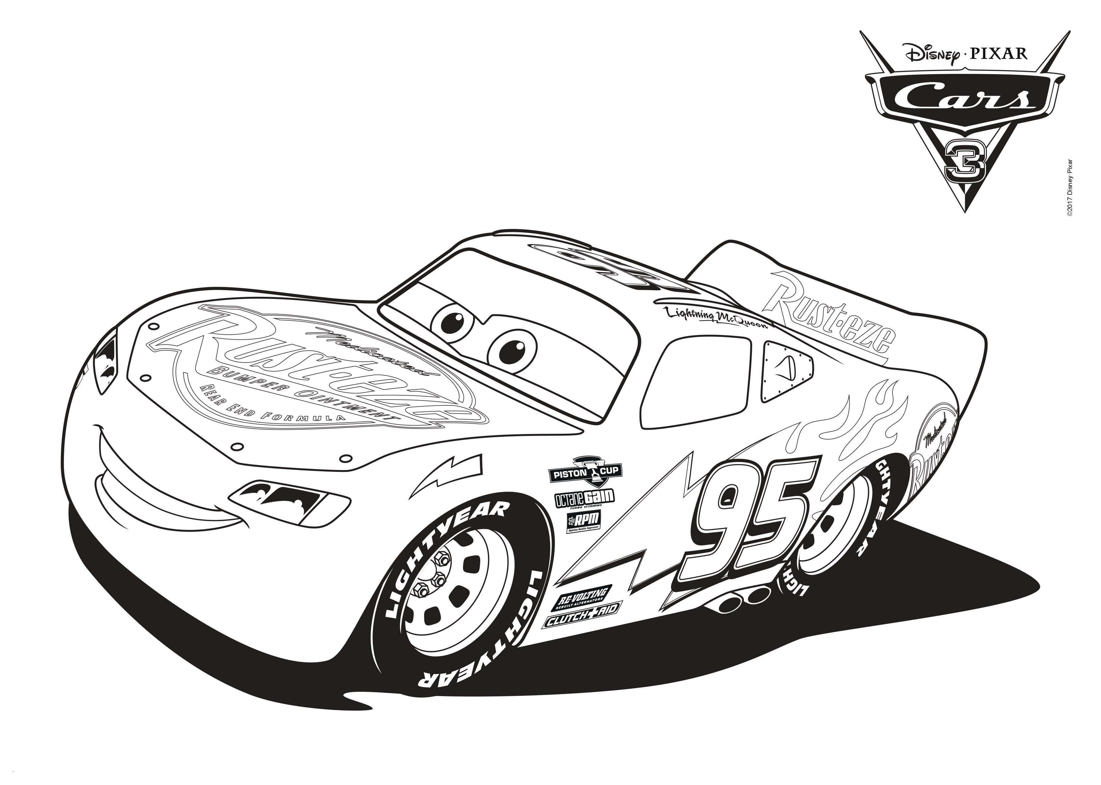 Lightning Mcqueen Coloring Sheets Free Coloring Sheets Cars Coloring Pages Disney Coloring Pages Truck Coloring Pages