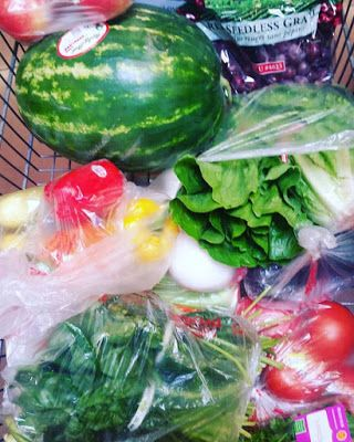 Team Fit Journey: Clean Eating {Grocery Shopping Tips}