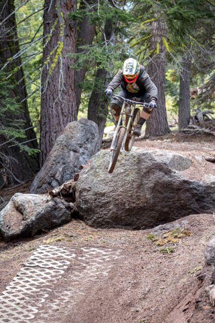 Sending It Trail Boondocks Northstar California Mountain Bike
